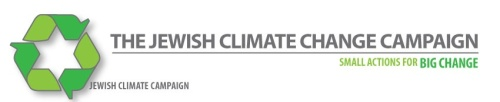 Sign the Pledge: The Jewish Climate Campaign